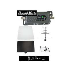 Channel Master - 180271RBX - Channel Master RG-6 Single Coaxial Cable Dish Approved UL 1000ft (White)
