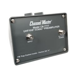 Channel Master - 7000 - Channel Master Model 7777 Titan2 Mast Mounted Pre-Amp