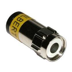 Corning - GIL1015 - Corning Gilbert GF-UE-6 UltraEase RG-6 Compression Connectors (Bag of 100)