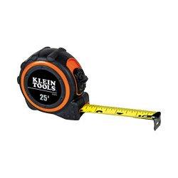 Klein Tools - KLN1003 - Klein Tools 93025 Tape Measure 25ft. Single Hook