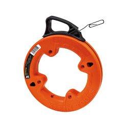 Klein Tools - KLN1009 - Klein Tools 56001 18 Wide Steel Fish Tape 50ft.