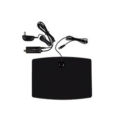Metra Home Theater - MTH1059 - Metra Home Theater AS-ANT 4030 Indoor Amplified UHFVHF Antenna