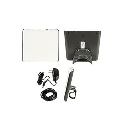 Metra Home Theater - MTH1060 - Metra Home Theater AS-ANT2710 Indoor Amplified UHFVHF Antenna