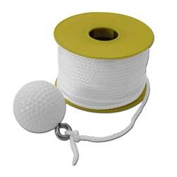 InstallMates - NSM1008 - I Golf Ball String 100ft Nylon String