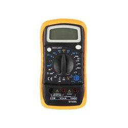 InstallMates - NSM1057 - I Deluxe Digital Multimeter