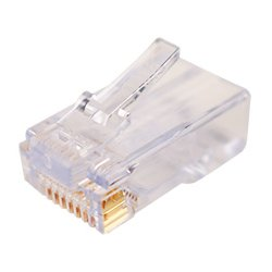 Platinum Tools - PLA1223 - 100010BEX-RJ45 CAT6 Connector (Box of 100)