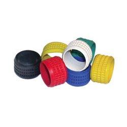 Platinum Tools - PLA2012 - 18105Y SealSmart Color Bands Yellow (qty 20)