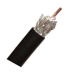 Skyline Cable - SKL1299B - RG-6 Quad SC UL 1000ft black