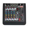 Allen & Heath - AH-ZED6FX - & Heath ZED-6FX Compact 6 Input Analogue Mixer with FX