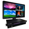 Smart AVI - SM-HDMV-S - SmartAVI 4-Port HDMI, Real-Time Multiviewer with PiP/Dual/Quad/Full Modes - 1920 x 1200 - WUXGA - 4 x 1 - 1 x HDMI Out