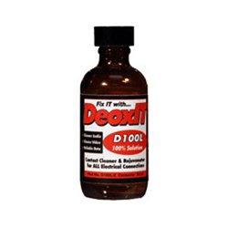 CAIG Labs - D100L-2 - CAIG Laboratories DeoxIT D100L Liquid 100 Percent Solution 59 ml