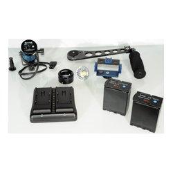 Frezzi Energy Systems - 91,041.00 - Frezzi DSLR-2 Stable Grip Dual Kit