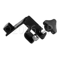 Wind Tech / Olsen Audio - TMC-3 - Microphone or Video Table Clamp with 3/8in-16 and 5/8in-27 Threads