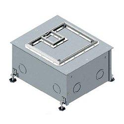 FSR - FL-500P-4-B - FL-500P Back Box - 4 inch Deep Floor Box Pocket
