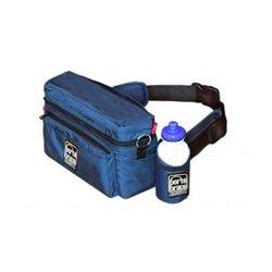 PortaBrace - HIP-4 - PortaBrace Hip Pack XL Camera Case - Holster, Waist Strap - Cordura - Blue