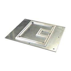 FSR - FL-540P-SLP-C - 1/4-Inch Aluminum Carpet Flange Lift-Off Door for FL-540 Floor Box