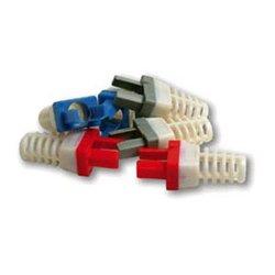 Platinum Tools - 100030GY-C - Platinum Tools Strain Relief for EZ-RJ45 Cat 6 Connector (50pc Grey)