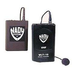 Nady System - 351VR/LT D - Nady Wireless Lavalier 209.150MHz