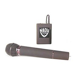 Nady System - 351VR/HT-E - Nady 351 VR VHF Wireless Microphone System for Camcorder - Channel E 215.200Mz