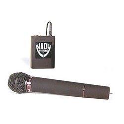Nady System - 351VR/HT-F - Nady VHF Handheld Camcord Sys. 203.400Mz