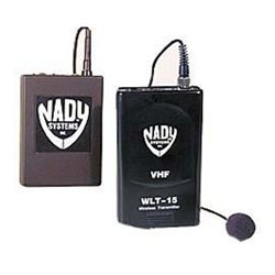 Nady System - 351VR/LT F - Nady Wireless Lavalier 203.400MHz