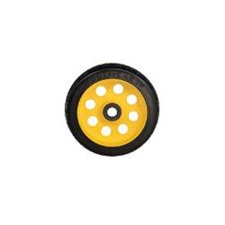 Rock-n-Roller Multicarts - RNR-R8WHL-RT-O - RocknRoller R8WHL/RT/O 8x2 Inch Rear Wheel - R-Trac No-Flat
