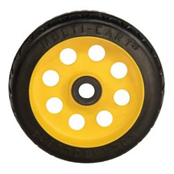 Rock-n-Roller Multicarts - R8WHL-RT-S - RocknRoller R8WHL/RT/S 8 Inch No-Flat Wheel-Symmetrical Hub