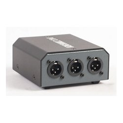 Anchor Audio - B3-2000 - PortaCom Branch Box (1 In 3 Out)