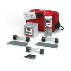 Chemtronics - CFK1000 - CHEMTRONICS CFK1000 FOCUS Fiber Optic Field Cleaning Kit w/ Carrying Case