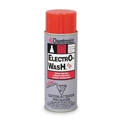 Chemtronics - ES6100 - CHEMTRONICS ES6100 Electro-Wash VZ, Solvent cleaner; 12 oz. aerosol