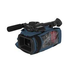 PortaBrace - CBA-DVX200 - Portabrace Camera Body Armor for the Panasonic AG-DVX200 - Blue