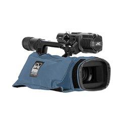 PortaBrace - CBA-HM600 - Portabrace Camera Body Armor for the JVC HM600 - Blue