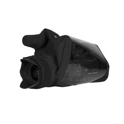 PortaBrace - QRS-LS300 - Portabrace Quick Slick Rain Cover for JVC GY-LS300 - Black