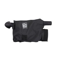 PortaBrace - QRS-PXW200 - Portabrace Quick Slick Rain Cover for Sony PXW200 - Black