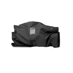 PortaBrace - QRS-XF200 - Portabrace Quick Slick Rain Cover for Canon XF200 - Black