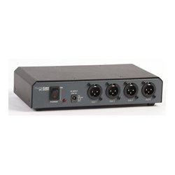 Anchor Audio - PC-2000 - Audio Porta-Com 2 Channel Power Console