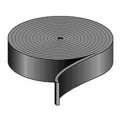 Penn Elcom - 2119 300FT - Penn-Elcom 2119 1 Inch Wide Black Nylon Strapping - 300 Foot Roll