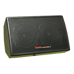 Nady System - PM-100 - Nady 100 W RMS - 200 W PMPO Indoor Speaker - 125 Hz to 19 kHz - 96 dB Sensitivity - Stand Mountable