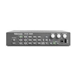 Tektronix - TEK-WVR4000 - WVR4000 SD-SDI Waveform Rasterizer w/2 Passive Loopthrough Inputs