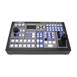 Vaddio - 999-5655-000 - Vaddio ProductionVIEW HD-SDI MV Surveillance Control Panel - 3D Joystick LCD Serial Port
