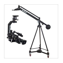VariZoom - VZ-QUICKJIB2KIT-100 - Extended QuickJib - Dolly & Tripod & MC100 Control