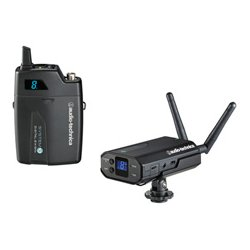 Audio Technica - ATW-1701 - Audio-Technica UniPak Transmitter System - 2.40 GHz - 20 Hz to 20 kHz Frequency Response - 98.43 ft Operating Range