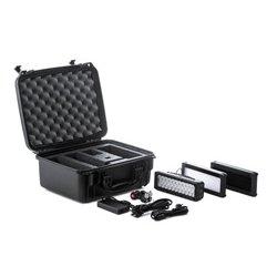 Litepanels - LPAN-910-0001 - 910-0001 Brick BI-CLR On-Camera LED 1-Lt Kit