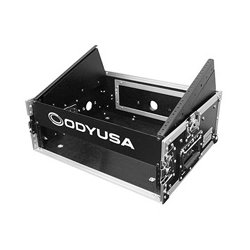 Odyssey Cases - FR0802 - Odyssey Combo Rack 8U Top Slant Rack 2U Bottom Vertical Rack