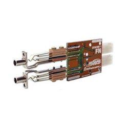 AVP Mfg & Supply - AM-B-NN-E03 - AVP Dual Bantam Module 3 Pin EDAC No Normal (Green)