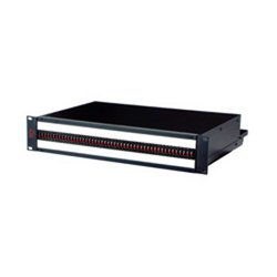 AVP Mfg & Supply - AM-B248E1-L-HN-E03 - AVP Jackfield 2x48 Bantam Even 48 Half Normal Modules