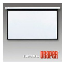 Draper - 136,103.00 - Draper 136103 Salara/Plug and Play Electric Projection Screen