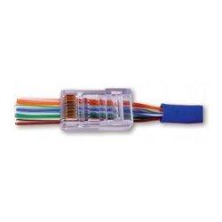 Platinum Tools - 105,003.00 - Platinum Tools 105003 EZ-RJ45 Connectors 500 Piece Bulk Package