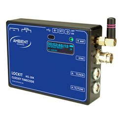 Ambient Recording - AMB-ACL-204 - ACL204 Lockit Synchronizer and Time Code Transceiver for Video Cameras & Audio Recorders