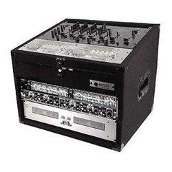 Odyssey Cases - CXC904 - Odyssey 9U x 4U Combo Rack